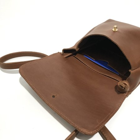 Erin Templeton Prep School Cross-body Bag - Caramel