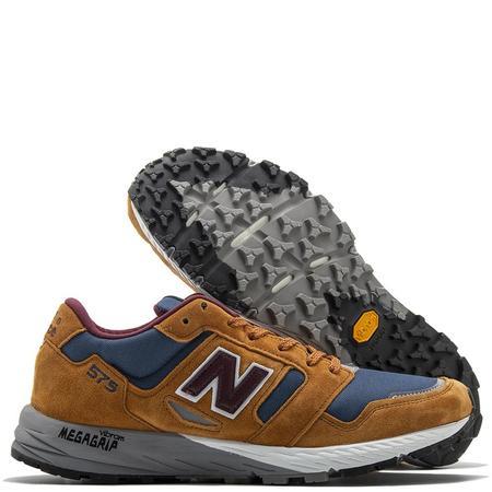 New Balance MTL575TB sneaker - Tan/Blue