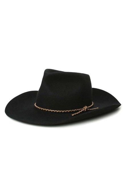 Brixton Jenkins Cowboy Hat - Black