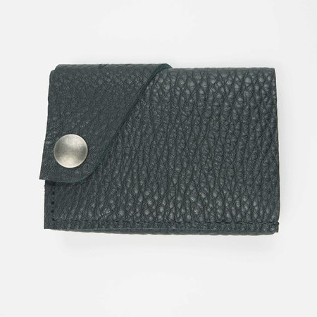 Robbie Moto The Loaded Dave Wallet - Black Pebble