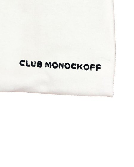 House Of 950 Embroidery Tee Shirt - Club Monockoff