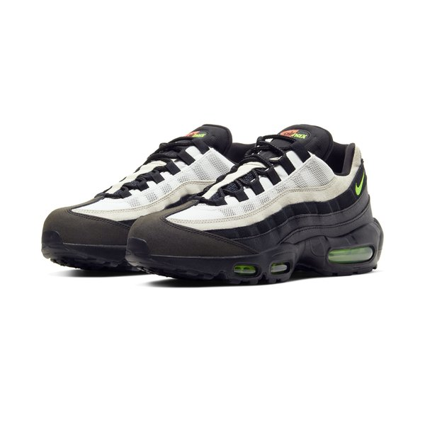 Nike AIR MAX 95 ESSENTIAL - BLACK/ELECTRIC GREEN