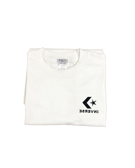 House Of 950 Embroidery Tee Shirt - Inverse