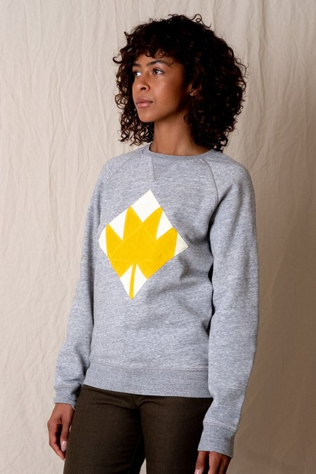 Carleen Gold Maple Sweatshirt
