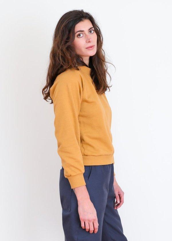 Gravel & Gold Townesie Sweatshirt  - Honey Yellow