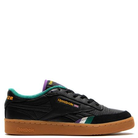 Reebok Affiliates x Bronze 56K Club C Revenge Sneaker - Black