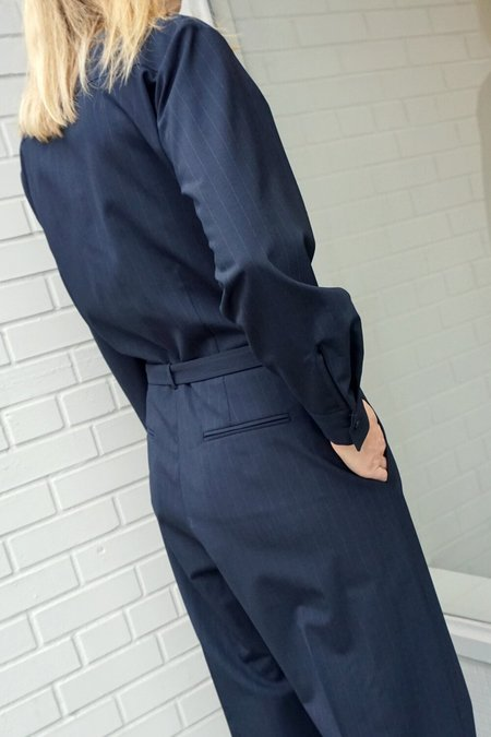 Mm6 Maison Margiela Jumpsuit - Navy
