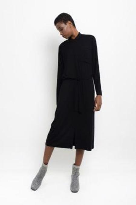 Uma Raquel Davidowicz Laura Midi Shirt Dress - Preto