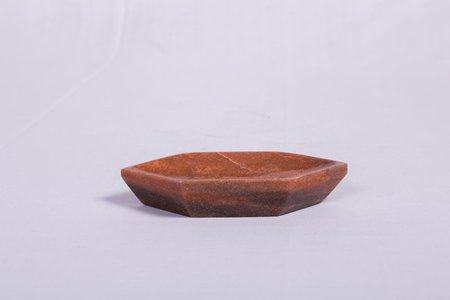 Fourth St Soapstone Soap Dish