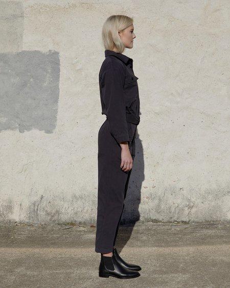 Esby Shaun Jumpsuit - Dark Charcoal