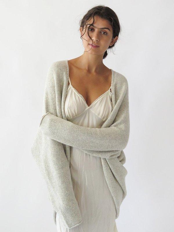 Lauren Manoogian Horizontal Cardigan