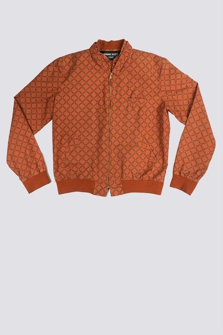 Vintage Jeremy Scott Pairs Logo Jacket - Orange
