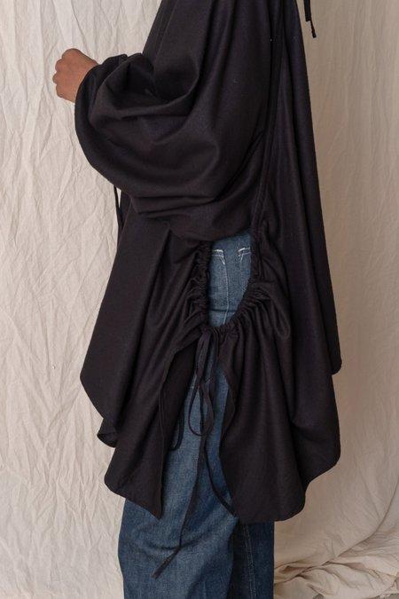 Baserange HONDA BLOUSE - black