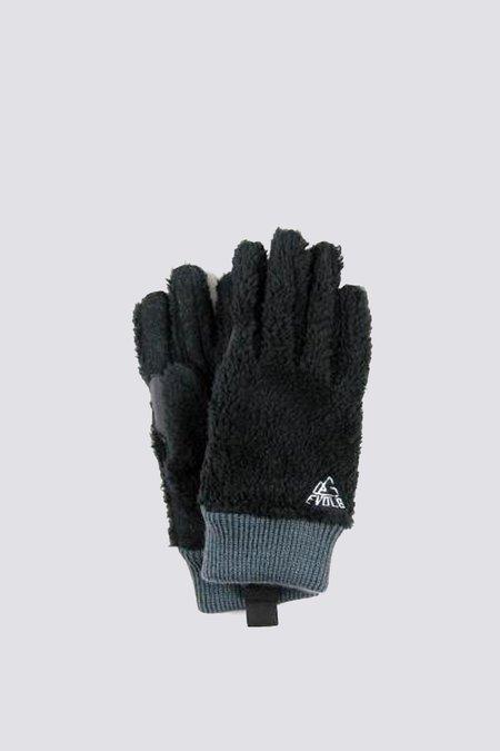 Unisex Evolg Glove Fleece Moco Glove - Black