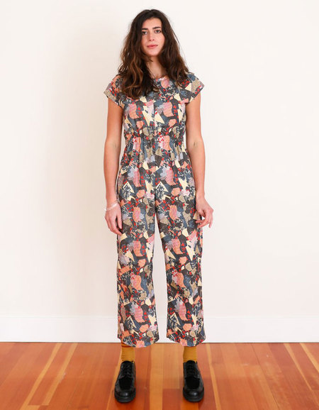 Gravel & Gold Rush Jumpsuit - O Horizons