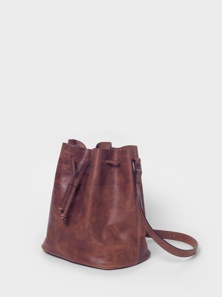 Park Bags Bucket bag with removable interior pocket - Black