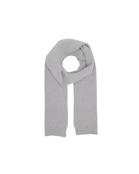 Unisex Colorful Standard Merino Colorful Scarf - Heather Grey