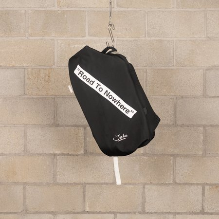 JohnUNDERCOVER x Cote & Ciel Road To Nowhere Backpack - Black
