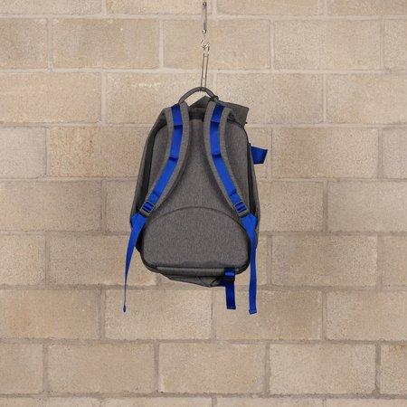 JohnUNDERCOVER x Cote & Ciel Stitched J Logo Backpack - Grey