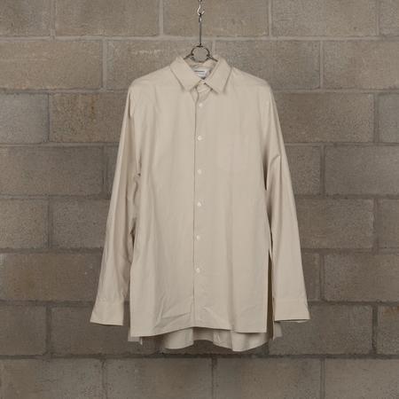 Digawel Long Shirt - Beige