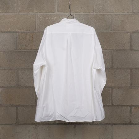Digawel Long Shirt - White