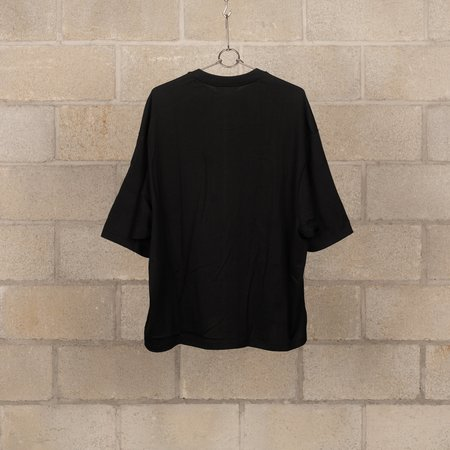 Digawel Short Length Short Sleeve T-Shirt - Black