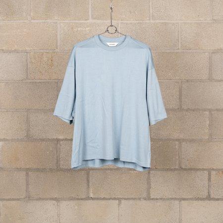 Digawel Short Length Short Sleeve T-Shirt - Sax