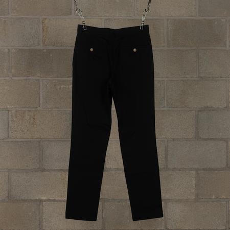 Digawel Slim Pants - Black