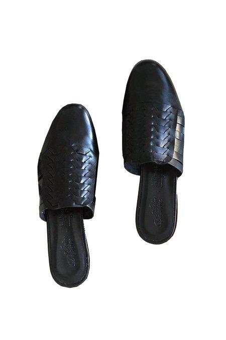 Atelier Delphine Minimalist Shoes - Black