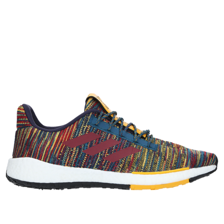 Adidas Pulseboost HD x Missoni Sneakers - Tech Mineral/Collegiate Burgundy