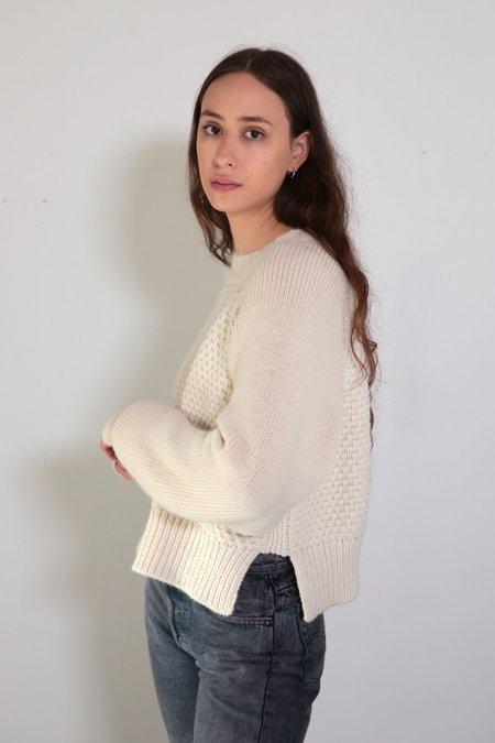 Daēza Seed Sweater - Salt