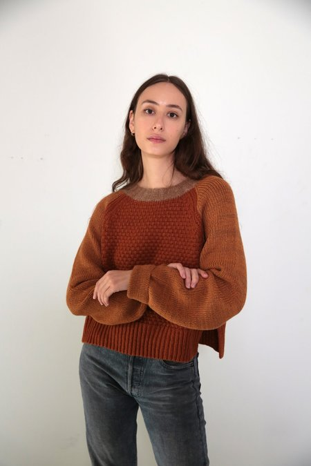 Daēza Seed Sweater - Siena