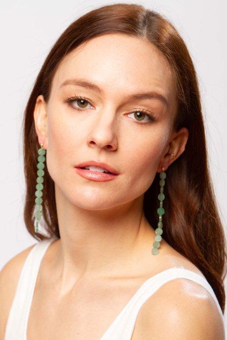 Paloma Wool Lacasa earrings
