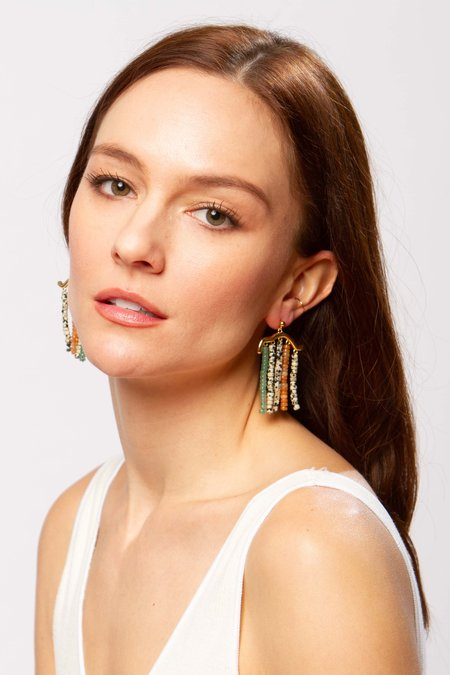Paloma Wool lluvia earrings