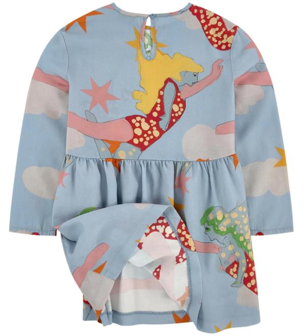 Kids Stella McCartney Lucy In The Sky Dress