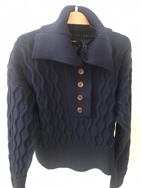 Rachel Comey jared pullover - navy