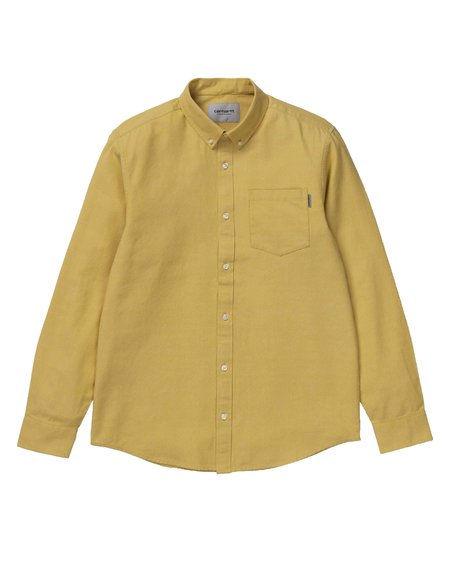 Blue Carhartt WIP Men/'s Sallnac Shirt Jacket