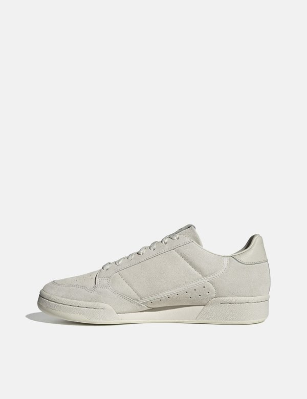 Adidas Continental 80 Sneakers - Raw White