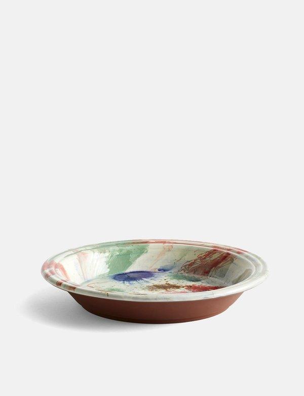 Hay Swirl Bowl - Multi Splash