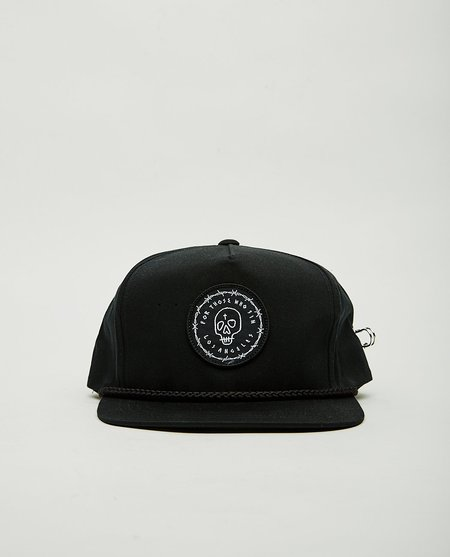 For Those Who Sin FTWS BADGE HAT - BLACK