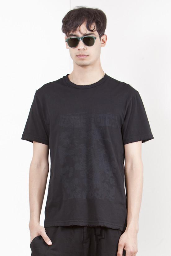 Men's Assembly New York Black Dead T-Shirt