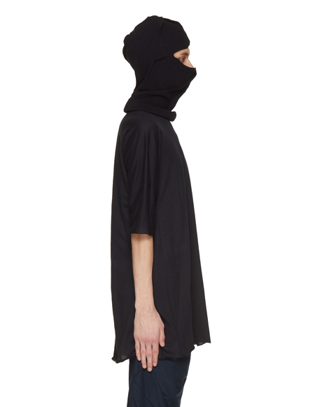 Leon Emanuel Blanck Cotton Half Sleeve T-Shirt - Black