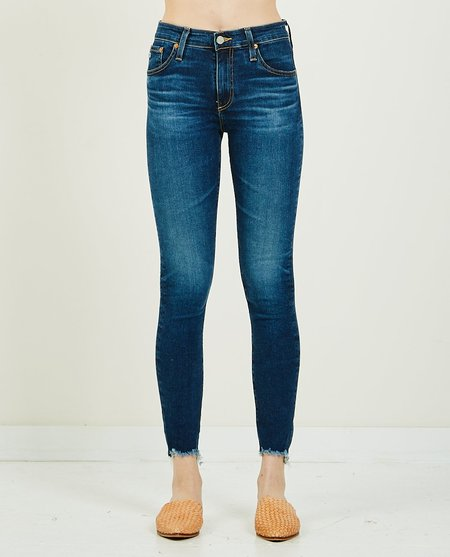 AG Jeans FARRAH SKINNY ANKLE - 10 YRS DEFINED