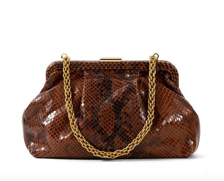 Clare V. Sissy Handbag - Cocoa