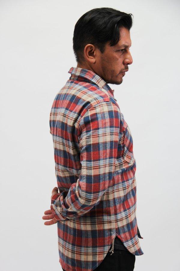 BM Shirt // Indigo Santa Fe - Rogue Territory