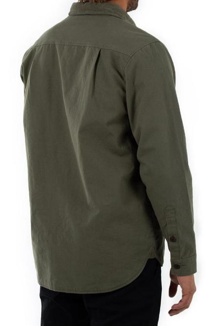 Katin Campbell Shirt Jacket - Army