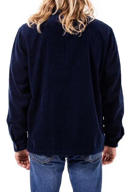 Katin Kane Cord Jacket - Navy