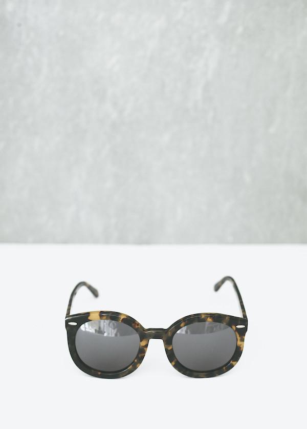 eaa3de27c7 Karen Walker Eyewear Super Duper Strength in Crazy Tortoise. sold out. Karen  Walker · Accessories
