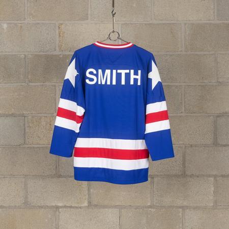PEEL & LIFT Hockey Shirt - Blue