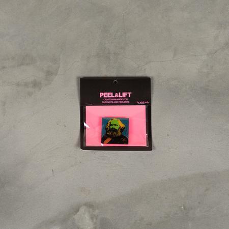 PEEL & LIFT Marx Badge - Blue